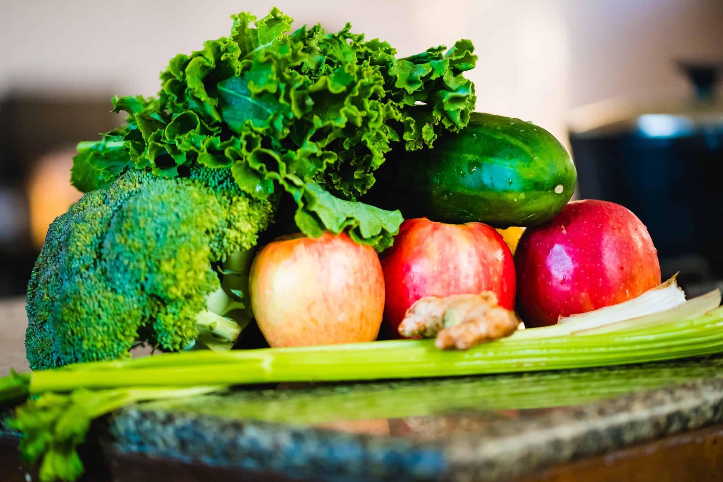 4 Recipes to Eat the Rainbow